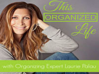 Ep 032 - A Clutter Free Way to Organize Your Kids Artwork