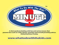The What To Do With The Kids Minute 18-024: Enough with the booing