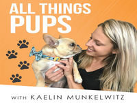 Welcome to All Things Pups with Kaelin Munkelwitz!
