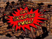 Da Source Wall Issue #10 - Black Panther Movie Review