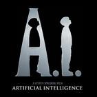 """A.I. Inteligencia Artificial"" de Steven Spielberg"