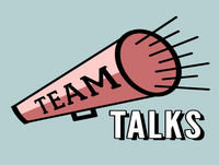 TEAM Talks - Strength in numbers aka All about orgies