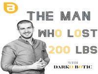 The Man Who Lost 200 lbs Podcast – Episode 11 – All Things Vegan, and Heavy Metal, with Melody Schoenfeld