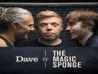 The Magic Sponge with Jimmy Bullard, Rob Beckett a