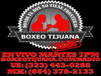 BoxeoTijuana Radio