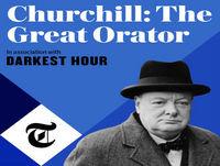 Churchill: The Great Orator