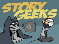Best of The Story Geeks Podcast 2017 - YOUR Favorite Shows!