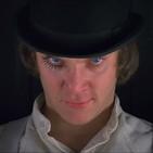 """La Naranja Mecánica"" de Stanley Kubrick"