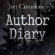 Jon's Author Diary - 029 - April 22, 2018