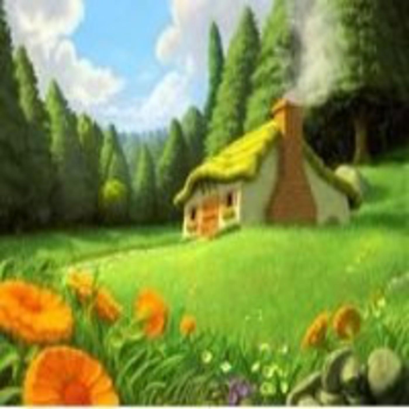Escucha la casa verde cuentos relatos y algunas leyendas for Casa enanitos