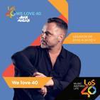 We Love 40 by Juan Magan