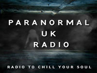 Paranormal UK Radio - British Author Peter McCue