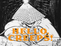 Hello, Creeps! Episode 36: R. Caligula