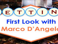 Wed Sept 13th Betting 1st Look with Marco D'Angelo