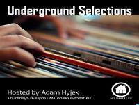 Underground Selections: Volume CIV UAT Guest Mix [8/19/17]