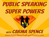 Public Speaking Super Powers Podcast, Episode 42: Tia Brewer