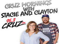 Stacie & Clayton - A Parliament Slumber Party, Love Makes You Fat, and Cheese is Awesome.