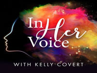 In Her Voice Ep. 18: Speak Your Truth with Kate D. Mahoney