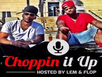 Choppin' It Up - Episode 13 - The One With The Fighter Jet And Bicycle