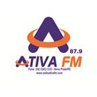 - Ativa FM Nova Prata